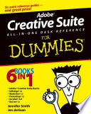 Adobe Creative Suite All In One Desk Reference For Dummies