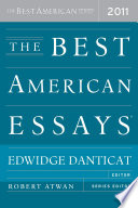 The Best American Essays 2011 Book