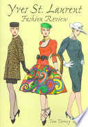 Yves St  Laurent Fashion Review Book PDF