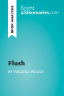 Flush By Virginia Woolf Book Analysis  Book PDF