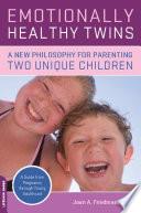 Emotionally Healthy Twins Book
