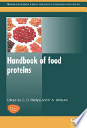 Handbook of Food Proteins Book