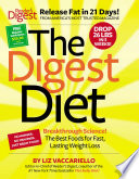 """The Digest Diet: The Best Foods for Fast, Lasting Weight Loss"" by Liz Vaccariello"