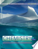 """Chemistry for Today: General, Organic, and Biochemistry"" by Spencer L. Seager, Michael R. Slabaugh, Maren S. Hansen"