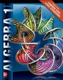 Algebra 1  Student Edition