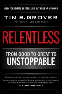 Relentless Pdf/ePub eBook