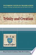Trinity And Creation
