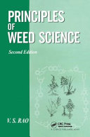 Principles of Weed Science  Second Edition
