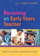 Becoming an Early Years Teacher