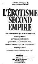 L'Erotisme second Empire