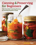 Canning and Preserving for Beginners Book