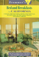 Bed and Breakfasts in California