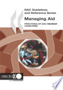 Dac Guidelines And Reference Series Managing Aid Practices Of Dac Member Countries