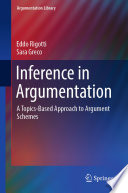Inference in Argumentation Book PDF