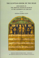 The Egyptian Book of the Dead Book PDF