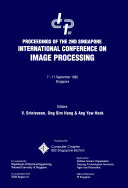 Image Processing  92  Icip  92    Proceedings Of The 2nd Singapore International Conference