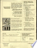 Census Of Governments 1967