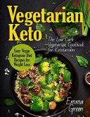 Vegetarian Keto Book