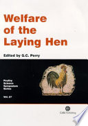 Welfare of the Laying Hen Book
