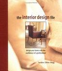 The Interior Design File