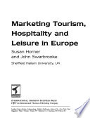 Marketing Tourism, Hospitality and Leisure in Europe
