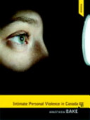 Intimate Personal Violence In Canada