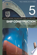 Reeds Vol 5  Ship Construction for Marine Engineers