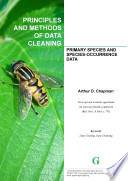Principles and methods of data cleaning