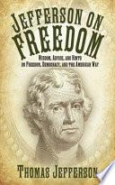 Jefferson on Freedom Book PDF