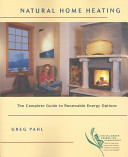 Natural Home Heating Book