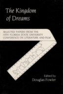 The Kingdom of Dreams in Literature and Film Book