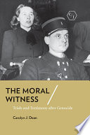 The Moral Witness