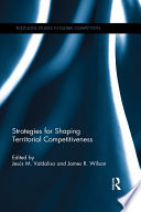 Strategies for Shaping Territorial Competitiveness