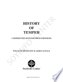 History of Tempeh  a Fermented Soyfood from Indonesia