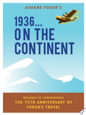 Download 1936--ON THE CONTINENT PDF
