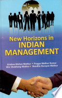 New Horizons In Indian Management