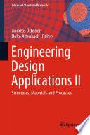 Engineering Design Applications II