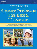 Summer Programs for Kids and Teenagers