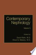 Contemporary Nephrology Book PDF