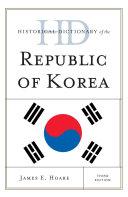 Historical Dictionary of the Republic of Korea - Seite 584