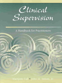 Clinical Supervision Book PDF