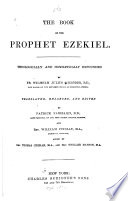 A Commentary on the Holy Scriptures  Ezekiel