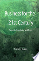 Business for the 21st Century