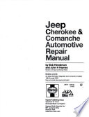 Jeep Cherokee and Comanche Automotive Repair Manual