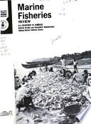 Marine Fisheries Review Book PDF