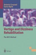 Vertigo and Dizziness Rehabilitation