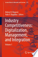 Industry Competitiveness  Digitalization  Management  and Integration