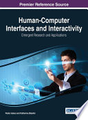 Human Computer Interfaces and Interactivity  Emergent Research and Applications