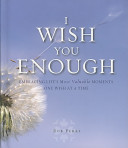 I Wish You Enough Book PDF