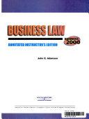Aie  B2000 Business Law